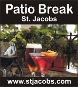 St. Jacobs - Patio