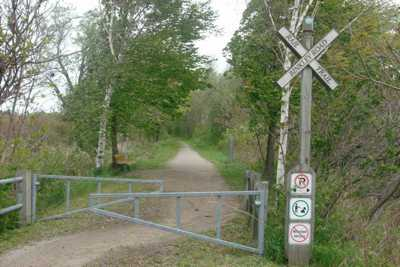 Hamilton Brantford Rail Trail
