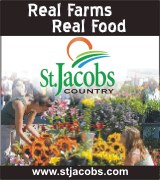 St. Jacobs - Market - Home